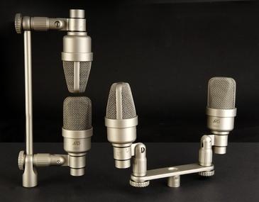 Test: Kondensatormikrofone Microtech Gefell M-930 und M-950