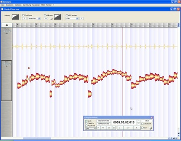 Test: Audioaufnahmen MIDI-ähnlich nachbearbeiten Melodyne 3.2
