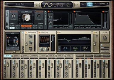 Test: Sample Library und virtuelles Instrument Xln Audio Addictive Drums