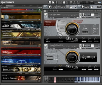 Test: Sample Library Orchestral Tools Berlin Strings