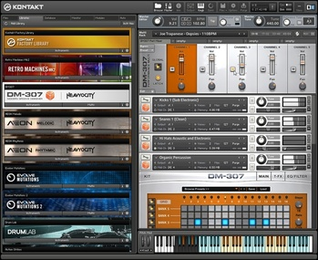 Test: Sample Library Heavyocity DM-307