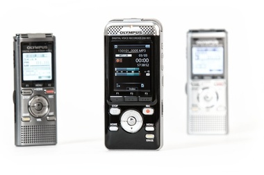 Test: Stand-alone-Recorder Olympus DM-901