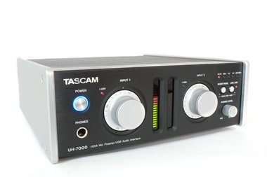 Test: USB-Audio-Interface Tascam UH-7000