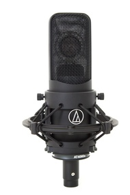 Test: Röhren-Großmembran-Mikrofon Audio-Technica AT4060a