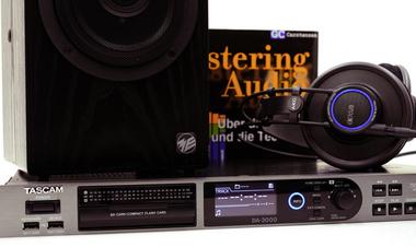 Test: PCM/DSD-Master Recorder Tascam DA-3000
