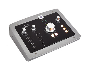 Test: USB-Audio-Interface/Monitoring-Controller Audient iD22