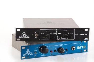 Test: Mikrofon-Vorverstärker Black Lion Audio Auteur und B173