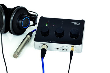 Test USB Audio-Interface Audioprobe Spartan Cue 110