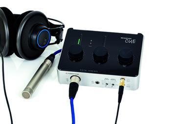 Test USB Audio-Interface Audioprobe Spartan Cue 110