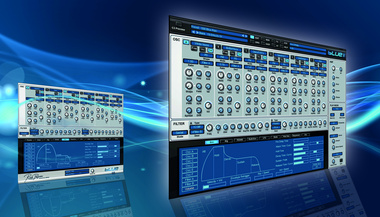 Test Virtuelles Instrument Rob Papen Blue II
