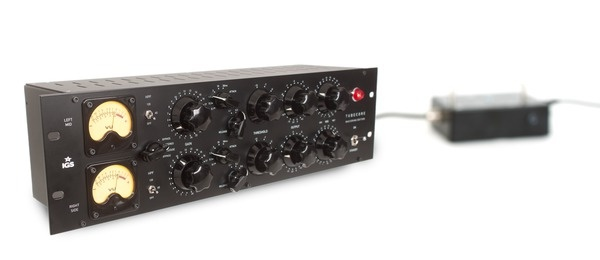 Test: Kompressor IGS Audio Tubecore 3U