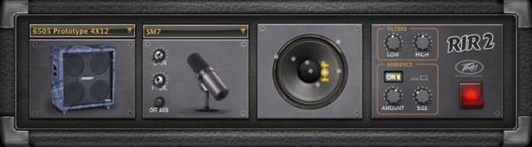 Test Gitarrenverstärker-Emulation Peavey ReValver 4