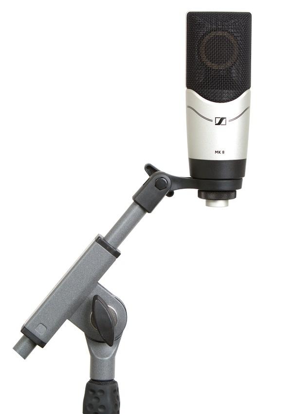 Test: Großmembran-Mikrofon Sennheiser MK 8