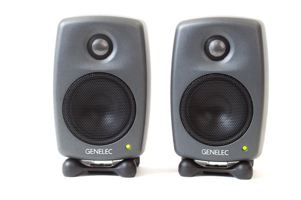 Test: Studio-Lautsprecher Genelec 8010A