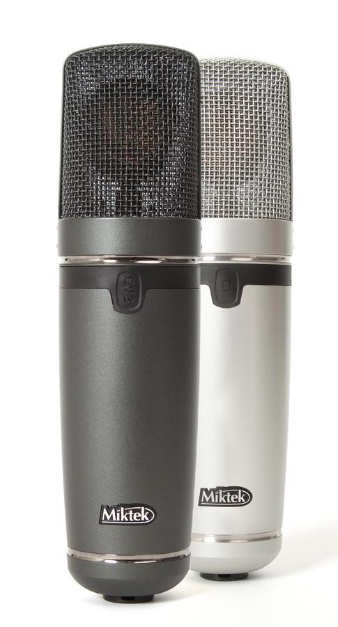 Test: Großmembran-Mikrofone C1 und CV3