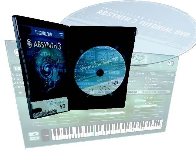 Test: SoftwareSynthesizer Native Instrument Absynth 3
