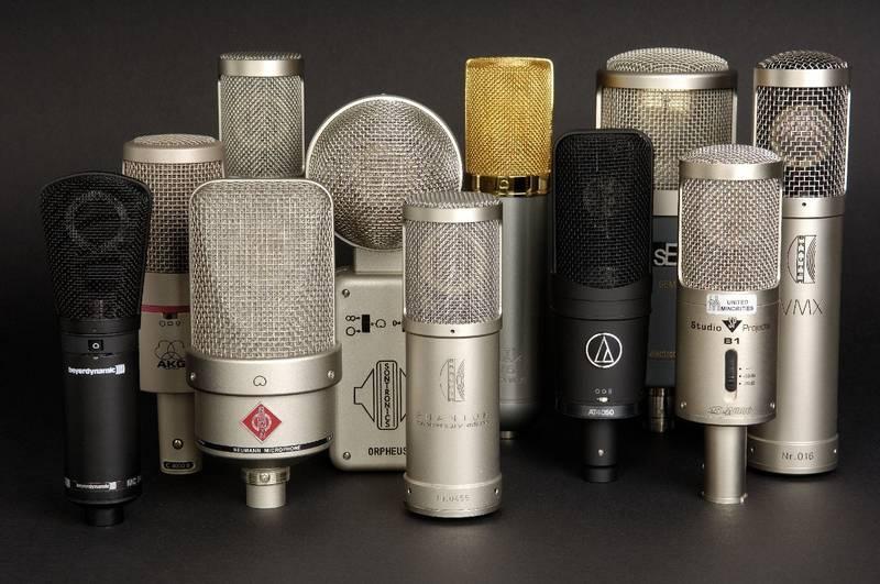 Test: Großmembran-Kondensator-Mikrofone