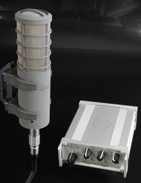 Test: Surround-Mikrofon Soundfield ST350