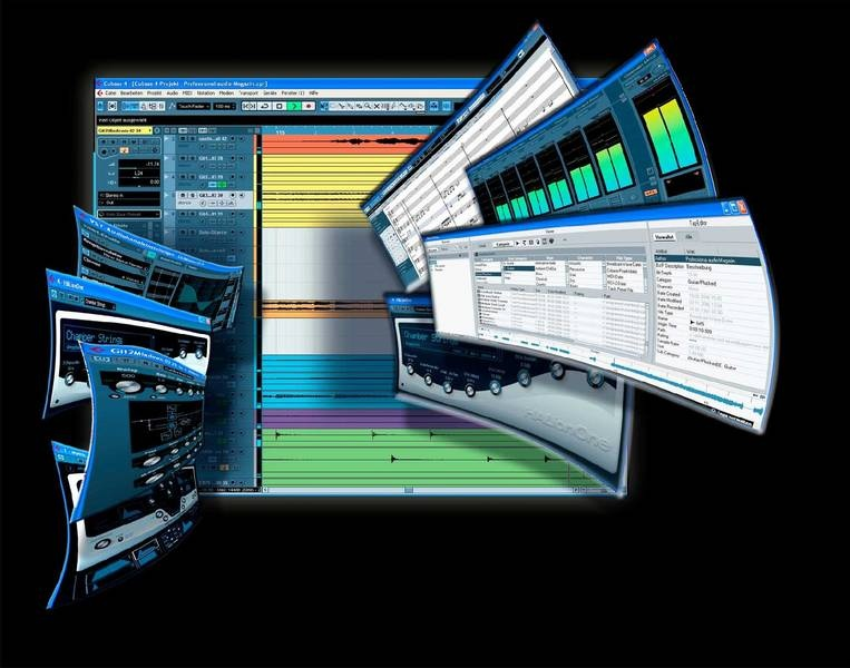 Test: Sequenzer-Software Steinberg Cubase 4