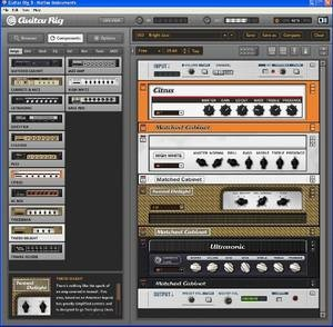 Test: Amp-Simulation Guitar Rig 3 Kontrol Edition