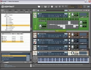 Test: Software-Sampler Native Instruments Kontakt 3