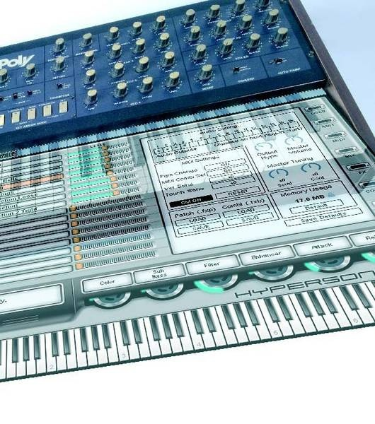 Test: Software-Synthesizer-Workstation Hypersonic 2