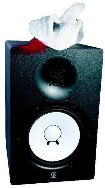Test: Aktiv Monitor Yamaha HS 80M
