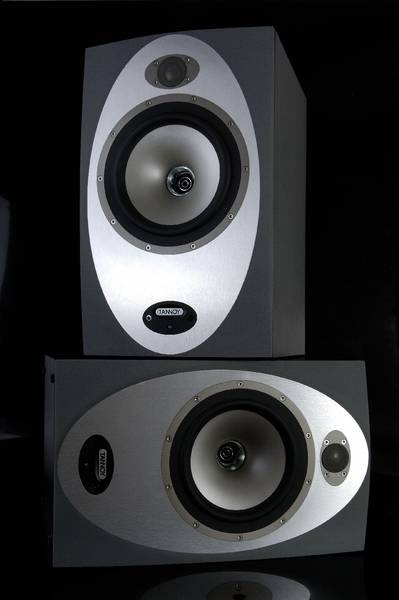Test: Aktiv Monitor Tannoy Precision 8D