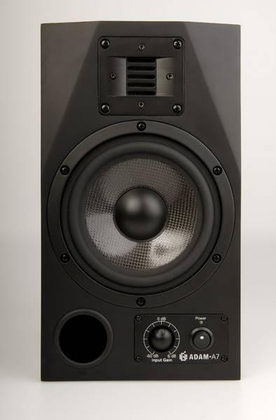 Test: Studiomonitor Adam A7