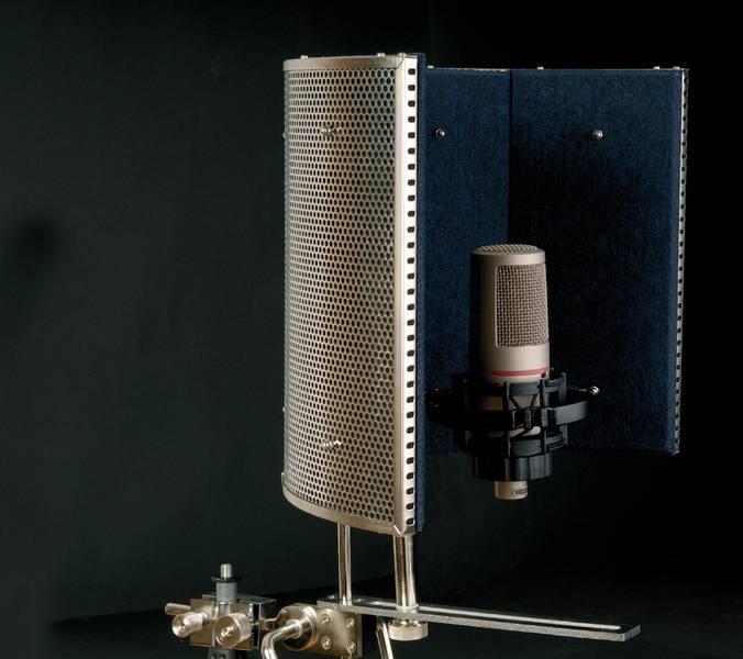 Test: Absorber/Filter für Mikrofonaufnahmen