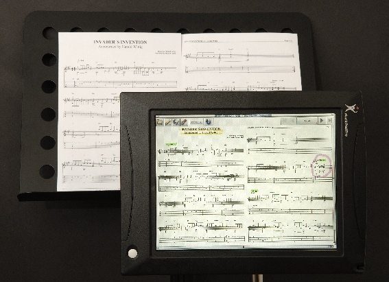 Test: Digitales Notenpult MusicPad Pro