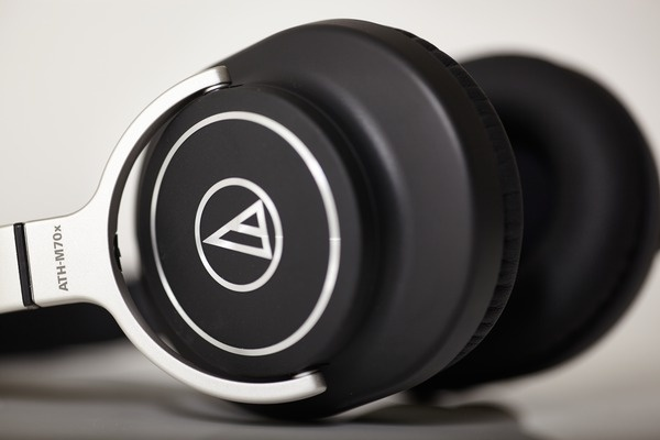 Test: Kopfhörer Audio-Technica ATH-M70x