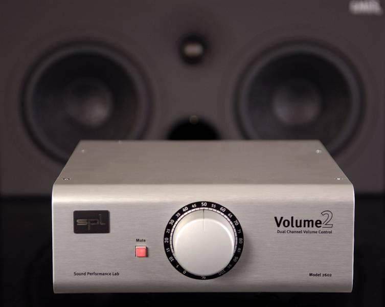 Test: Analoger Lautstärkeregler SPL Volume 2