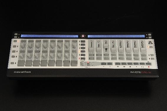 Test: MIDI-Controller Novation Remote Zero SL