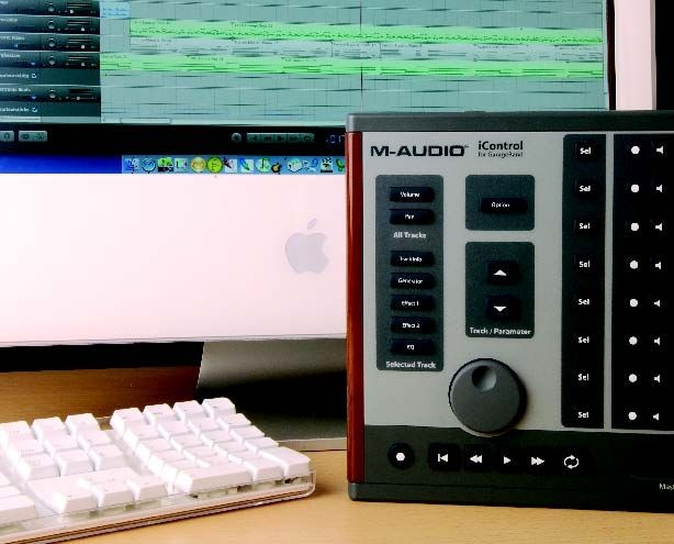 Test: M-Audio i-Control