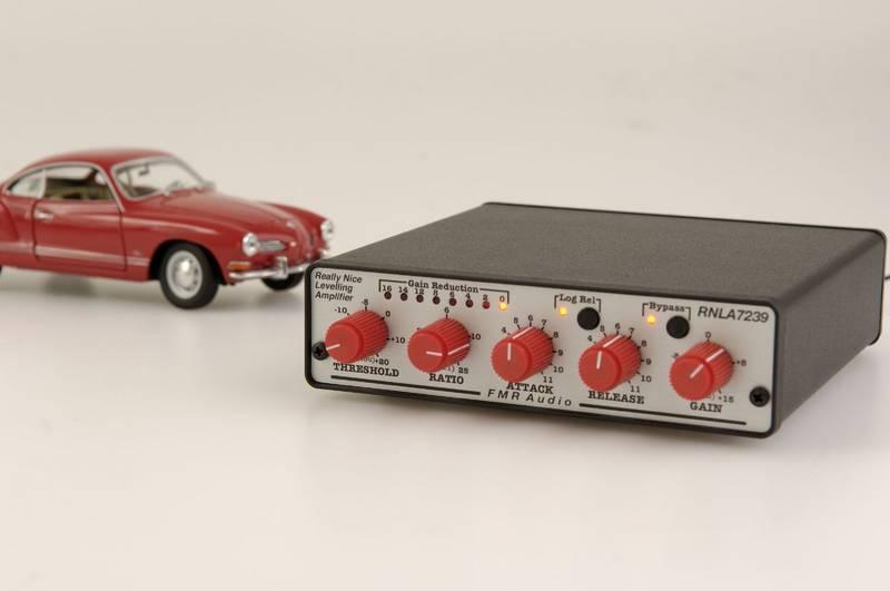 Test: Kompressor FMR Audio RNLA7239