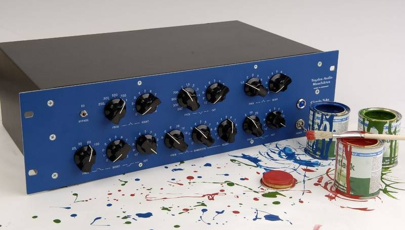 Test: Equalizer Tegeler Classic Tube Equalizer
