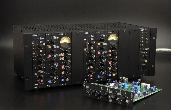 Test: Modulsystem Audient Black Series