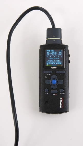Test: Stand-Alone-Recorder AEQ PAW-120