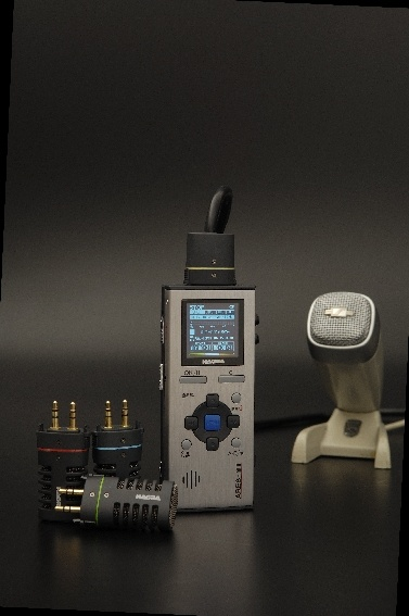 Test: Stand-alone-Recorder Nagra Ares-M II