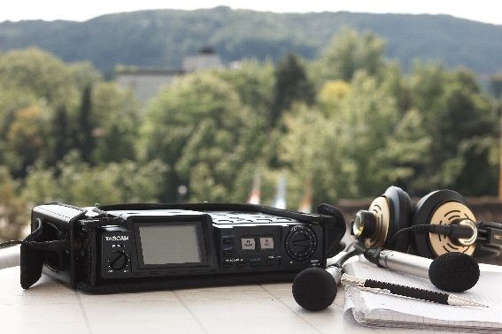 Test: Stand-alone-Recorder Tascam HD-P2