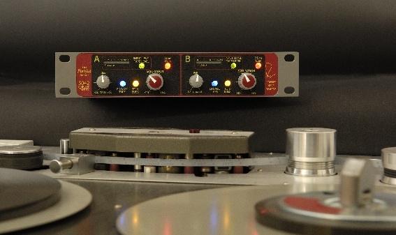 Test: Bandsättigungs-Emulator Rupert Neve Designs Portico 5042