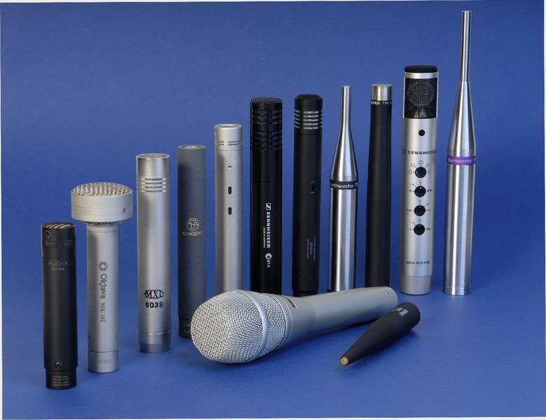Test: Kleinmembran-Kondensatormikrofone