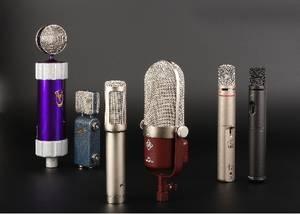 Test: Mikrofone AKG, Rode, Peluso, Violet Design