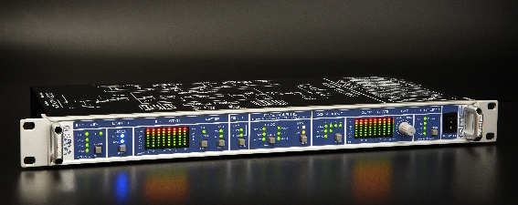 Test: Analog-/Digital-Wandler RME ADI-8 QS