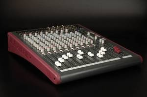 Test: Analogmischpult Allen & Heath ZED14