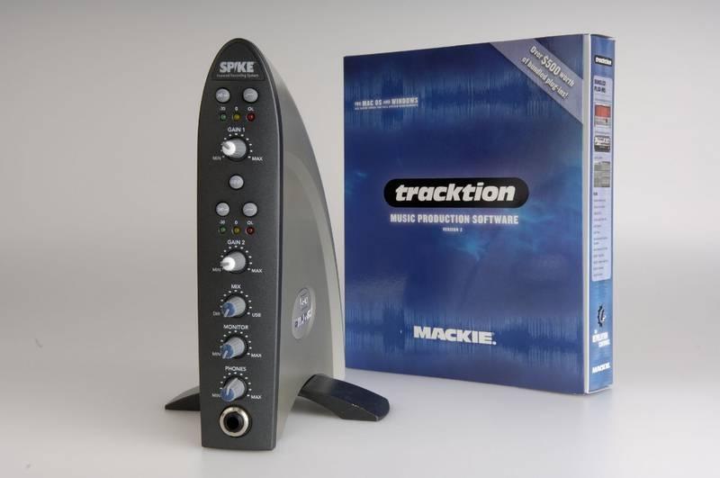 Test: USB Audio-Interface Mackie Spike XD-2