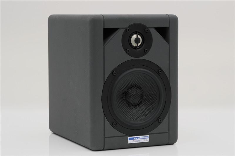Test: Nahfeldmonitor G. J. Acoustic Macro 100