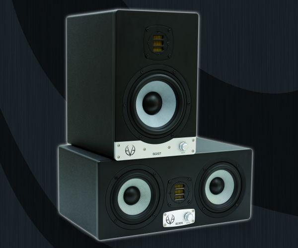 Test: Nahfeldmonitore EVE Audio SC207 und SC305