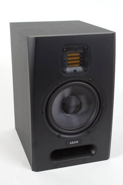 Test: Nahfeld-Monitor ADAM F5